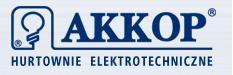 AKKOP Hurtownia Dystrybutor Artykułów Elektrycznych