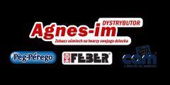 AGNES-IM Importer pojazdów dziecięcych PEG PEREGO, wózków dziecięcych CAM, zabawek FEBER