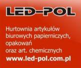LED-POL Hurtownia Artykułów Papierniczych, Biurowych i Szkolnych