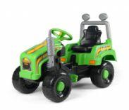 Traktor maxi z przyczepką