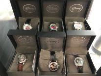 Luksusowe zegarki automatyczne DISNEY !