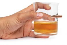 Kuloodporna szklanka BULLETPROOF