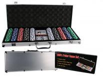 Poker set 500