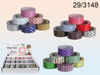 Taśma dekoracyjna Washi Tape