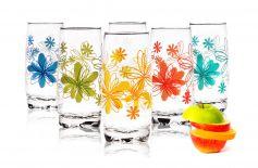 Szklanki do drinków; soków Łąka 350 ml