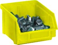 Pojemnik warsztatowy typu IVA żółty