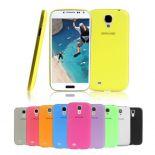 Silikonowa obudowa Samsung Galaxy S4 i-9500 + Gratis  FOLIA na wyświetlacz i  ŚCIERECZKA.