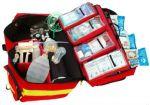 Zestaw ratownictwa medycznego PSP-R3 z defibrylatorem Lifepak 1000 bez deski ortopedycznej