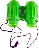 Zabawka lornetka: 11x9cm na blist. zielona LO-501TS