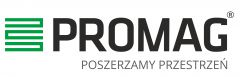 PROMAG S.A. - Wyposażenie magazynów i hurtowni