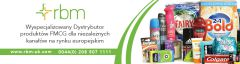 Residual Brand Management Ltd  Dystrybutor Kosmetyków i Chemii Gospodarczej oraz małe AGD  Wielka Brytania.                       Mówimy po Polsku!