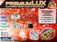 Premium Lux Spółka z ograniczoną odpowiedzialnością Sp. K. Producent Hurtownia Oświetlenia Warszawa