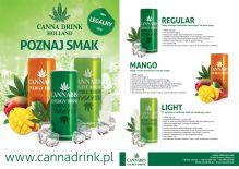 Cannabis Energy Drink Zostań lokalnym dystrybutorem !!!