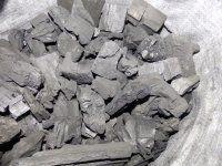 Węgiel drzewny niekonfekcjonowany