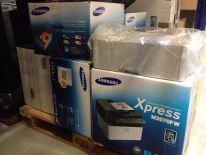 Drukarki Samsung - zwroty konsumenckie