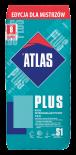 ATLAS PLUS 25 KG KLEJ ELASTYCZNY C2TE S1