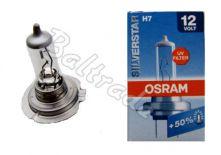 Osram H7 SilverStar + 50% światła