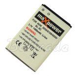 Bateria maXpower do Nokia 3100/3650 Li-ion 1400mAh