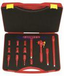 Zestaw walizkowy narzędzi izolowanych 251495 , 14 części