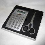 Zestaw prezentowy kalkulator nożyczki BergHOFF 2001042
