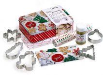 Zestaw świąteczny do pierniczków Lekue 3000021SURM017
