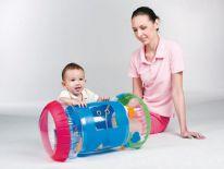Dmuchany walec do nauki chodzenia BESTWAY Baby Steps 52176