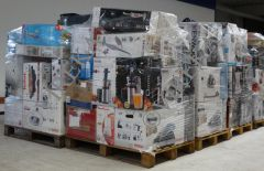 zwracany towar AGD od AEG, Bosch, Dyson, LG, Melitta, Moulinex, Philips, Rowenta, Samsung
