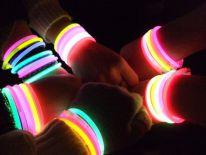 Światło chemiczne Lightstick 50 szt