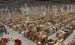 Zestaw tirowy AMAZON ! 1768 produktów ! Wartość 58460 Euro !
