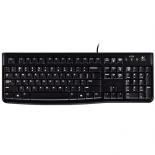 (U) klawiatura  Logitech K120 Używana UK
