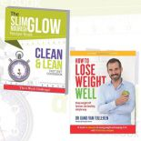 How To Lose Weight Well And Clean And Lean Fast Diet Cookbook 2 Books Collection Set