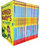 Horrid Henry Books Collection 20 Books Box Set Horrid Henry Books