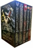 Bernard Cornwell Warrior Chronicles The Last Kingdom Series 1 Books Set Collection Pack