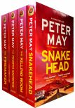 Peter May Collection China Thrillers 4 Books Set