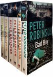 Peter Robinson The Inspector Banks Series 6 Books Collection Set