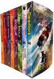 Mark Walden Hive 8 Books Collection Set Pack Hive The Overlord Protocol Escape Velocity Dreadnought Rogue Zero Hour Aftershock Deadlock