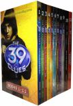 The 39 Clues Series 1  11 Books Collection Box Set Pack Plus 66 Digital Game Cards By Rick Riordan