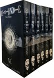 Death Note Black Edition Volume 16 Collection 6 Books Set By Tsugumi Ohba