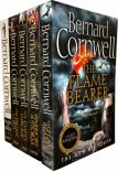 Bernard Cornwell Warrior Chronicles The Last Kingdom Series 2 Books Set Collection Pack