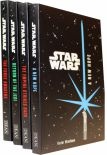 Star Wars Junior Novel Collection 4 Books Set By Ryder Windham A New Hope The Empire Strikes Back  Return Of The Jedi  The Force Awakens