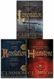 The Shardlake Series Collection 3 Books Set By C J Sansom