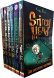 Stitch Head Collection Guy Bass 6 Books Set