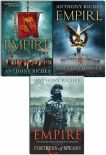 Anthony Riches Empire Series Collection 3 Books Set