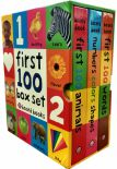 First 100 Collection 3 Books Box Set By Roger Priddy First 100 Soft To Touch Board Books First 100 Words Numbers Colours Shapes Animals
