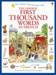 Usborne My First Thousand Words  In French