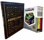 Minecraft Guide Collection 5 Books Set Pack Minecraft Annual 2017