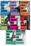 Ian Rankins Inspector Rebus Collection 8 Books Set