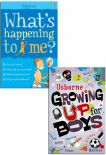 Whats Happening To Me  Growing Up For Boys Collection 2 Books Set