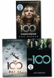 Kass Morgan 100 Series 3 Books Collection Set The 100 The 100 Day 21 Homecoming The 100