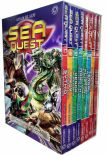 Sea Quest Series 5 And 6 Collection Adam Blade 8 Books Box Set Book 1724